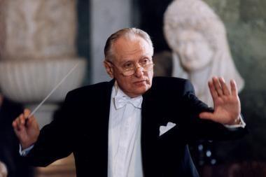 Kauno simfoninis orkestras pagerbs A.Bogdaną