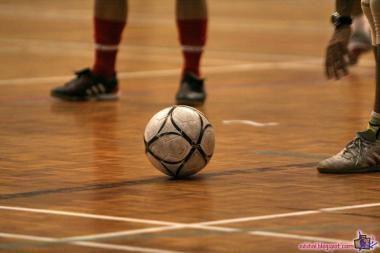 """Lisabonos """"Benfica"""" – stipriausias Europos salės futbolo klubas"""