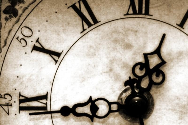 Amžinasis laikrodis laiką skaičiuotų ir tuomet, kai visatos nebeliks