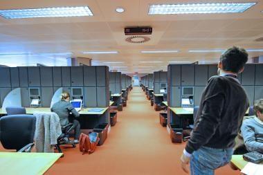 Tyrimas: nukirpus algas, naujo darbo ieškotųsi jauni darbuotojai