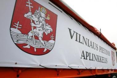Vilniaus pietinio aplinkkelio projektas kainuos 3,68 mln. litų