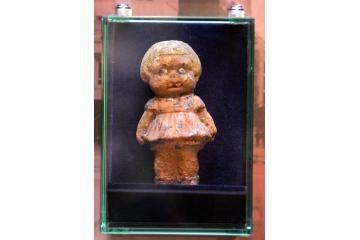 Šokoladinei lėlei - 114 metų