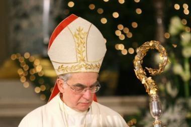 Kardinolas A. Bačkis: tirpdykime širdžių įšalą
