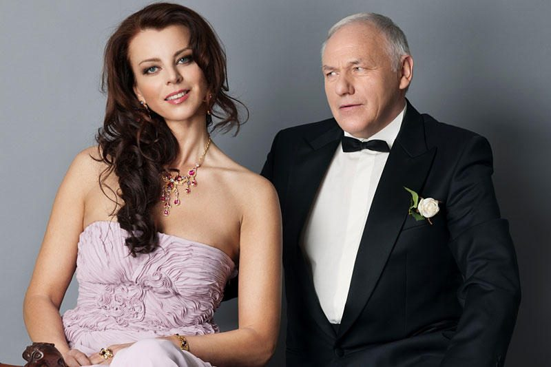 Aktorius L.Laucevičius negaili komplimentų I.Valinskienei