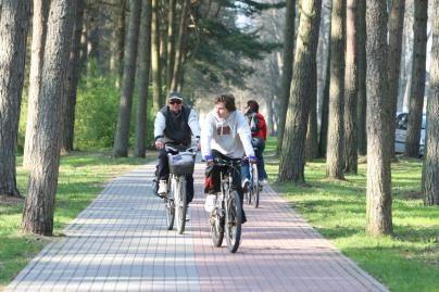 Sugriežtinti reikalavimai dviratininkams