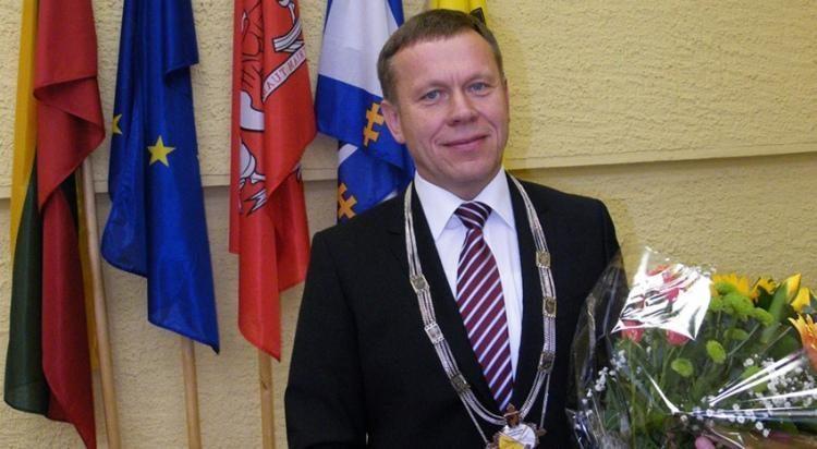 Teismas savaitei leido suimti Radviliškio rajono merą (atnaujinta)