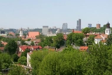 Vilniuje architekto G.Baravyko garbei pavadinta gatvė