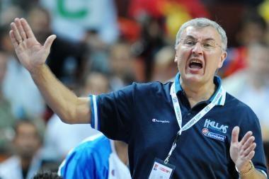 J.Kazlauskui - Europos čempionato bronza