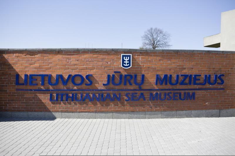 Jūrų muziejaus kolekciją papildė retos žuvys