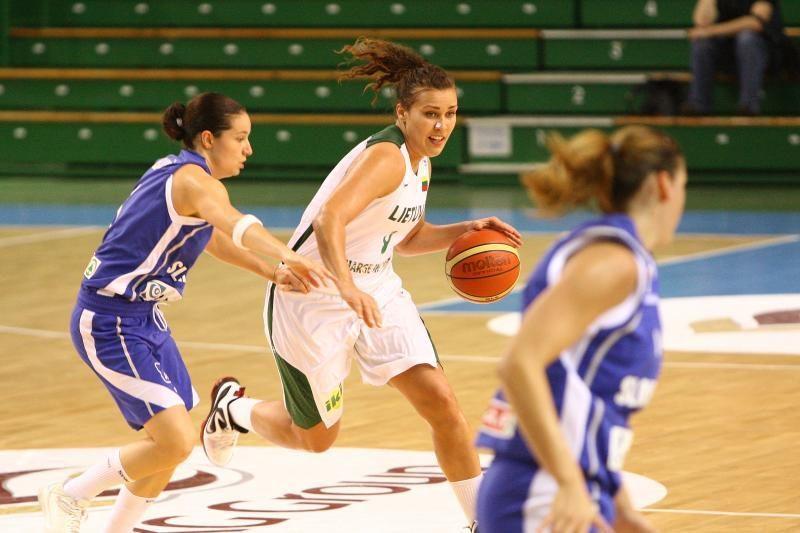 """Moterų """"EuroBasket 2013"""" burtai bus ištraukti Paryžiuje"""