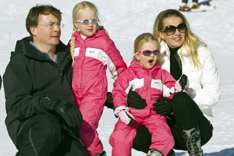 Sniego lavinos sužaloto Olandijos princo būklė nepakito