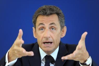 N.Sarkozy neketina nusileisti dėl pensijų reformos