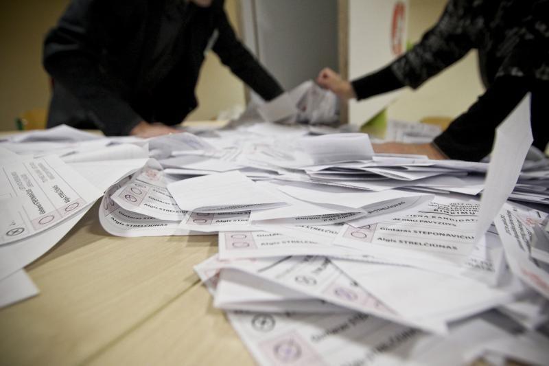 Pradėtas tyrimas dėl balsų skaičiavimo Biržų-Kupiškio apygardoje