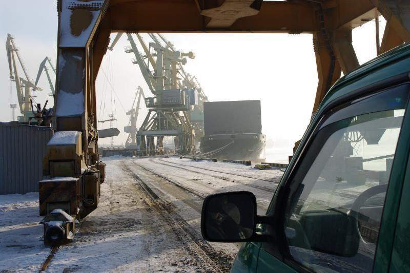 Klaipėdos uosto krova sausį augo 0,7 proc.