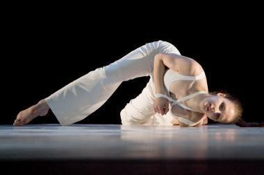 """""""Auros"""" šokėja – tarptautiniame projekte"""