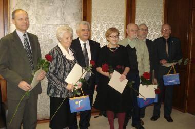 R.Taraškevičius padėkojo 20-metį mininčiai komisijai