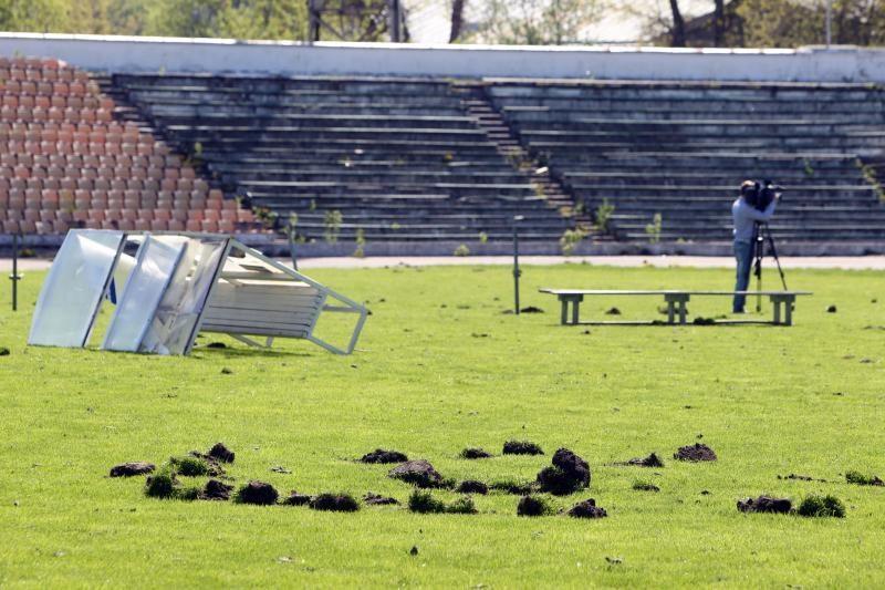LFF: tai išpuolis prieš Lietuvos futbolą