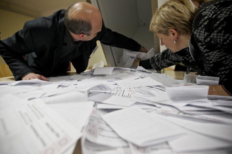 Renkant tris Seimo narius jau balsavo 6,5 tūkst. rinkėjų