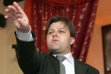 Vilniaus konservatoriams vadovaus M.Adomėnas
