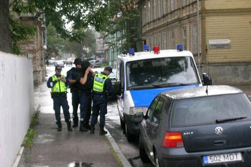 Estija kaltina Rusiją ardomosios veiklos stiprinimu