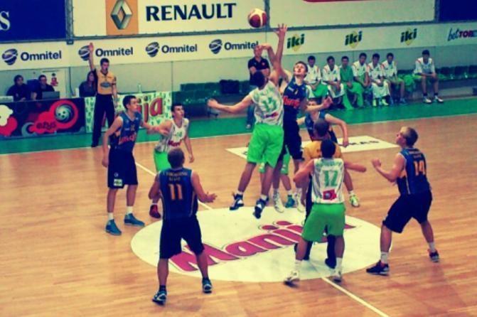 """Atgimė krepšinio turnyras """"Sabonis Cup 2012"""""""