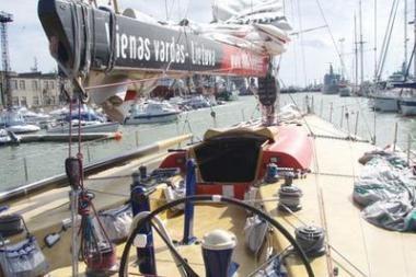 """Už """"Ambersail"""" jachtą prašoma 1,26 mln. litų"""