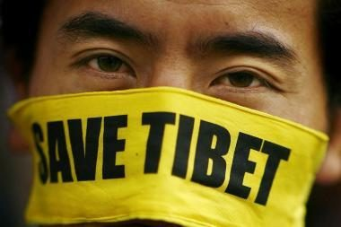 Tibeto skvero Užupyje įkurti neleidžia
