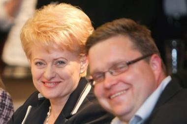Lietuvos banko valdybos pirmininku siūlomas V.Vasiliauskas