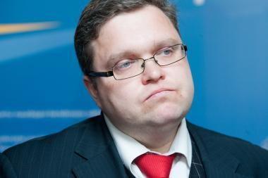 V.Vasiliauskas: bankų sektoriui būtų sveika dar didesnė konkurencija