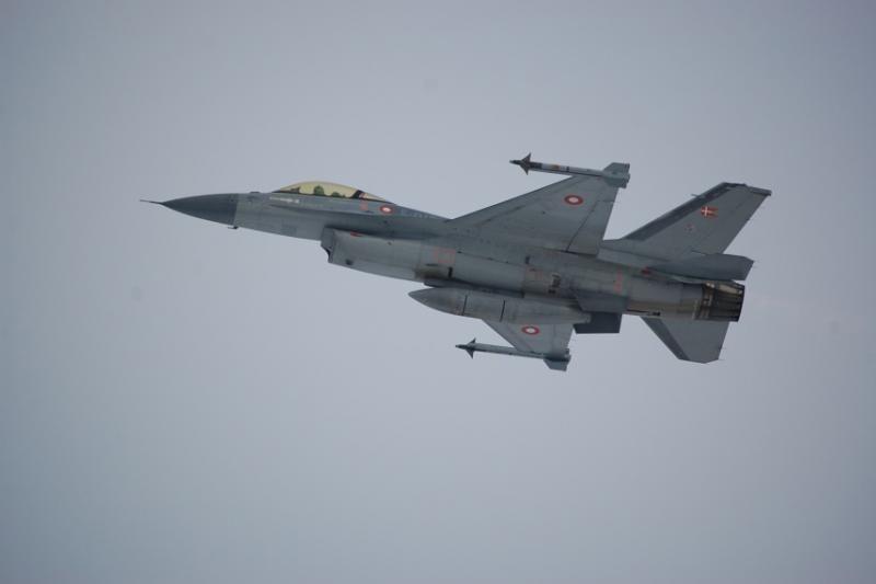 Nyderlandai prisijungs prie NATO oro policijos misijos