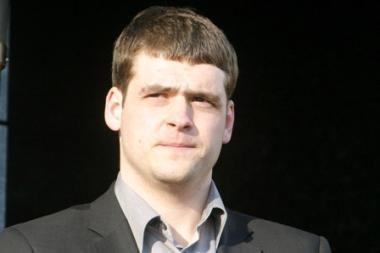 Seimo nariu išrinktas opozicinės partijos atstovas