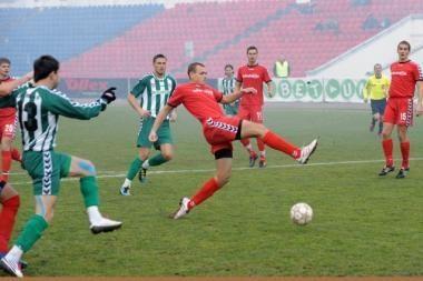 Lietuvos futbolo A lygoje – lyderių nesėkmės