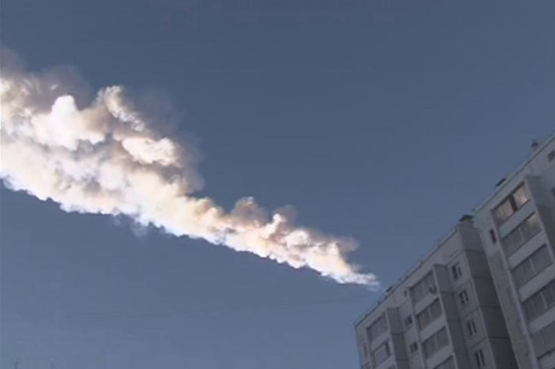 Rusijoje narai ežere ieško meteoro liekanų