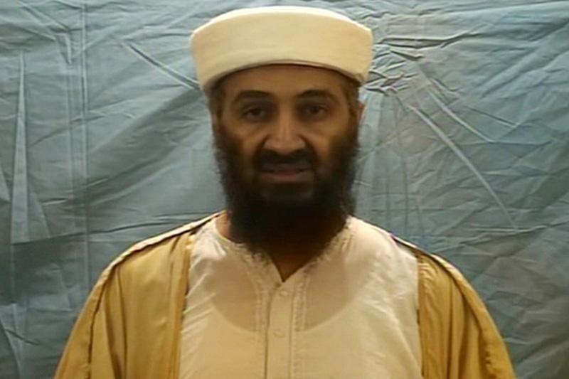 Osama Bin Ladenas slapstydamasis susilaukė keturių vaikų