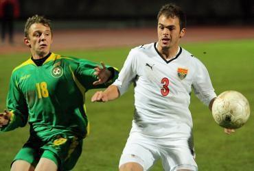 Lietuviai mes iššūkį Europos jaunimo vicečempionei Anglijai