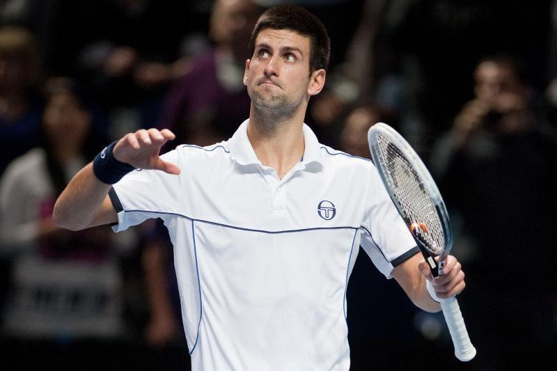"""Paaiškėjo """"ATP World Tour Finals"""" vienetų varžybų pusfinalio poros"""