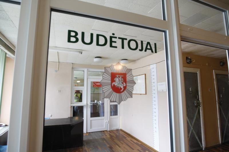 Vilniuje sulaikytas jaunuolis su narkotikais