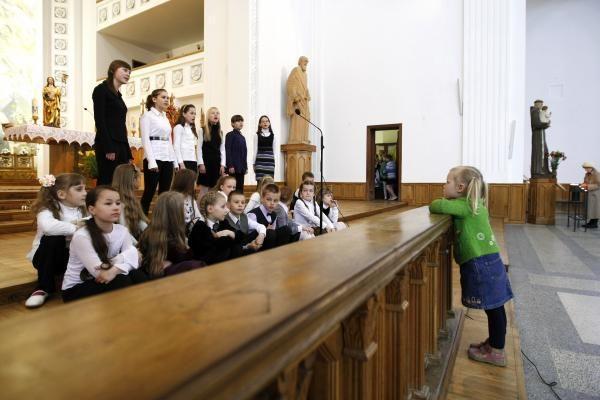 Klaipėdos bažnyčioje – koncertas mamoms