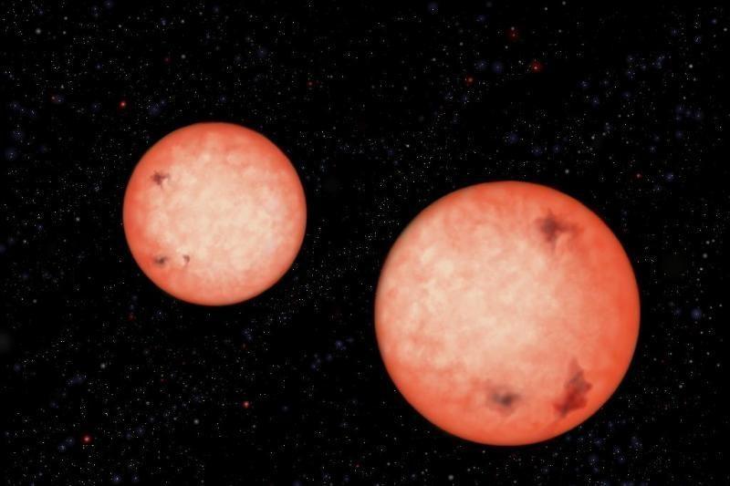 Mokslininkai aptiko žvaigždes, kurios neturėtų egzistuoti