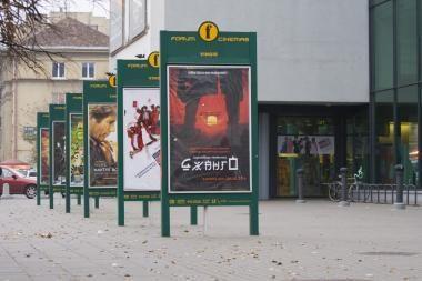 Kylančios bilietų kainos kinomanams skaudžiai nekanda
