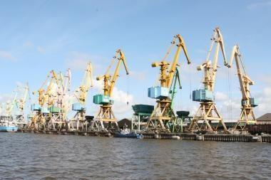 Klaipėdos uoste užderėjo statybų konkursų