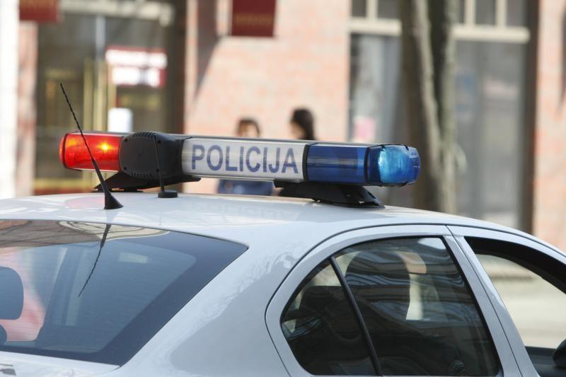 Policija Kaune gaudė girtuoklius ir plėšikus