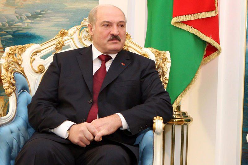 A.Lukašenka prašo Vatikano užstoti Minską prieš ES