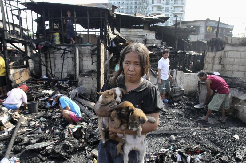 Filipinuose per žemės drebėjimą sužeisti devyni žmonės