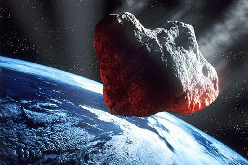 Sename meteorite atrastas naujas mineralas