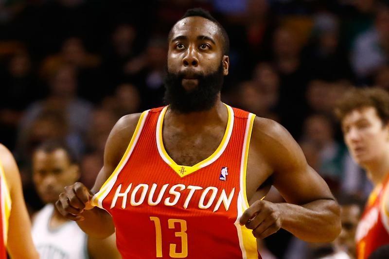 """""""Rockets"""" suklupo 7 kartą iš eilės, D.Motiejūnas aikštelėje nepasirodė"""