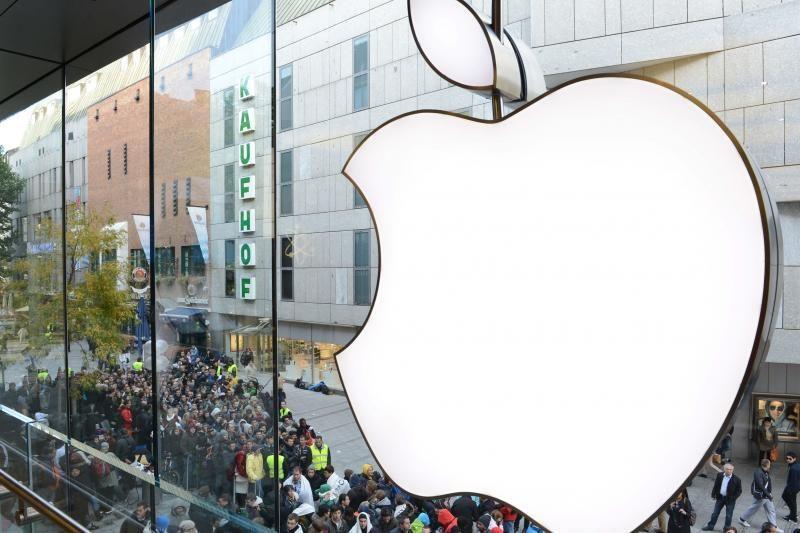 """Dėl augančio nusikalstamumo Niujorke kalta """"Apple"""""""