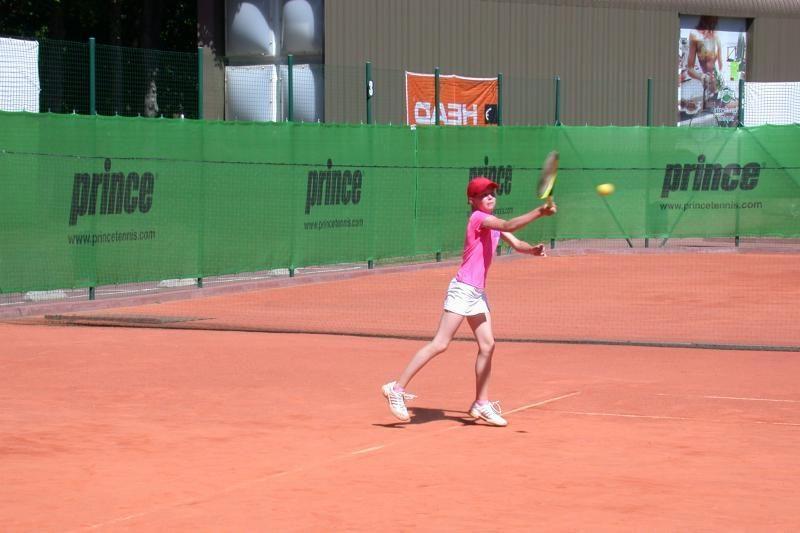 """Jaunieji tenisininkai varžysis turnyre """"Valio Cup 2012"""""""
