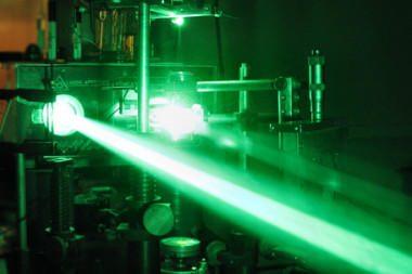 Kuriama nauja lazerių laboratorija
