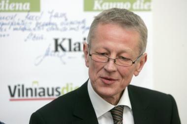 Etikos komisija tirs, ar G.Kazlauskas rėmė